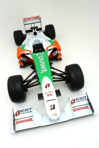 force india 2009