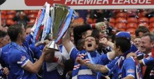 2008/2009 Scottish Premierleague Champions - Rangers