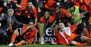 2008/2009 UEFA Cup Champions - Shakhtar Donetsk(Ukraine)