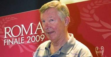 Alex Ferguson - Coach of Man Utd