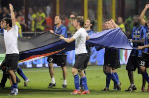 2008/2009 Serie A Champions - Inter Milan