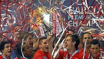 2008/2009 BPL Champions - Man Utd