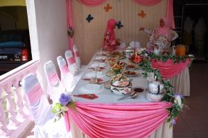 <i>Feasting Table</i>